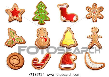 Christmas Cookie Clipart.Christmas Cookies Clipart