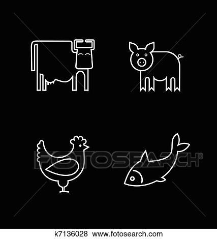 Cow chicken farm immagini cow chicken farm fotos stock alamy