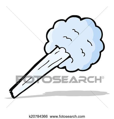 clip art of cartoon gust of wind k20784366 search clipart rh fotosearch com wine clipart wine clipart