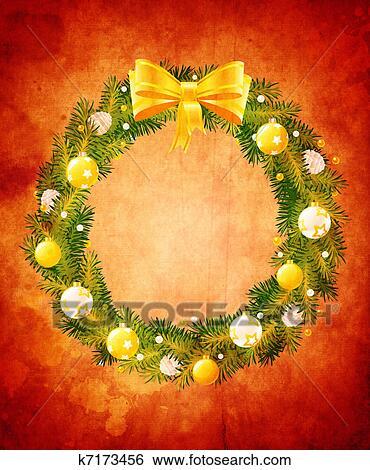 Beautiful Christmas Background.Beautiful Christmas Background Stock Illustration