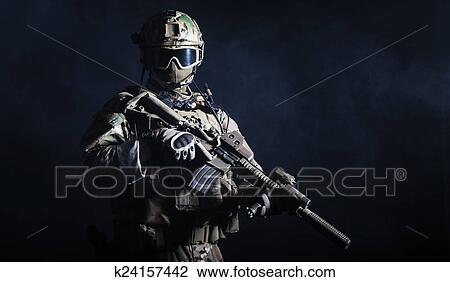 Banco de Imagem - forças especiais ceb8278036452