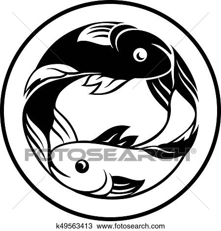 Pisces Zodiac Sign Drawing Free Download Playapk Co