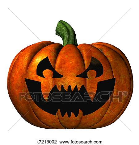Halloween Pumpkin Drawing.Halloween Jack O Lantern Pumpkin Drawing