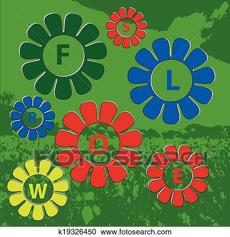 Spring flowers border clip art free vector download (223,714 Free vector)  for commercial use. format: ai, eps, cdr, svg vector illustration graphic  art design