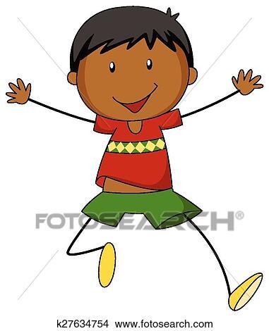 clipart of boy running k27634754 search clip art illustration rh fotosearch com boy running track clipart little boy running clipart