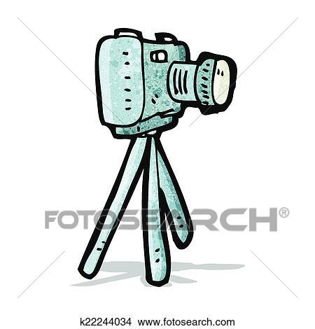 Turbo Clipart - dessin animé, appareil photo k22244034 - Recherchez des  PX34