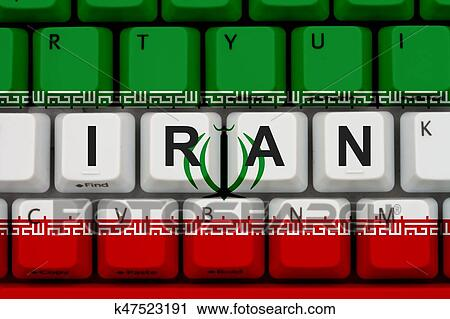 Internet access in Iran Clip Art   k47523191   Fotosearch