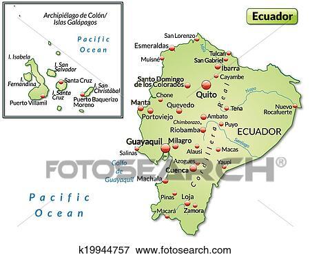 Clip art of map of ecuador k19944757 search clipart illustration clip art map of ecuador fotosearch search clipart illustration posters drawings publicscrutiny Choice Image