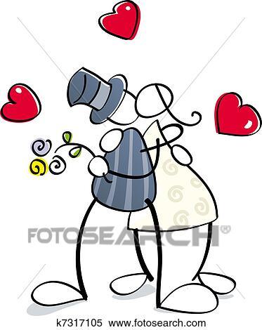 Hochzeit Clipart Und Stock Illustrationen 621 846 Hochzeit Vektor