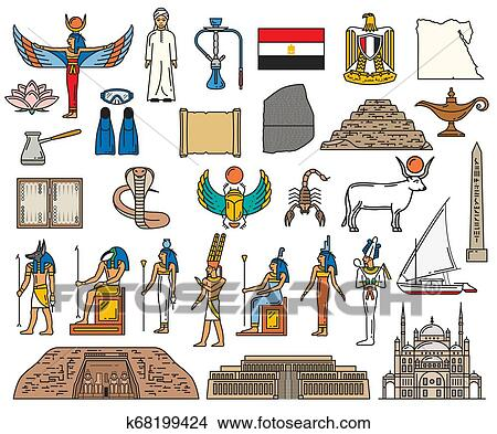 Götter in ägypten