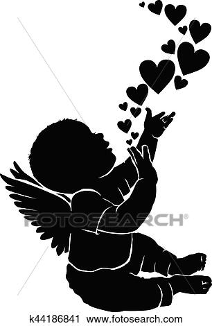 Angels with trumpet Clipart | +1,566,198 clip arts