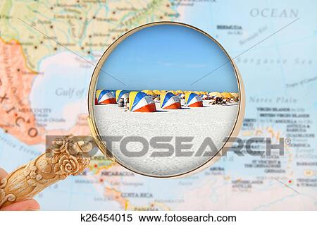 Map Of Clearwater Beach Florida.Stock Image Of Clearwater Beach Florida Usa K26454015 Search Stock