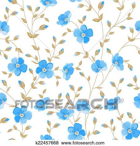 Clipart Champ Fleurs Wallpaper K22457668 Recherchez Des