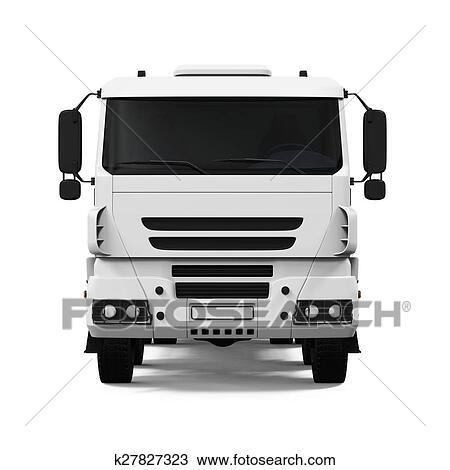 Drawing Of Tipper Dump Truck K27827323