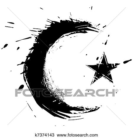 islam, symbool clipart | k7374143 | fotosearch