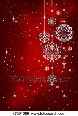 Weihnachten Hintergrund.Rot Weihnachten Hintergrund Clip Art