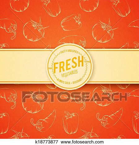 culinary cover background stock illustration k18773877 fotosearch fotosearch