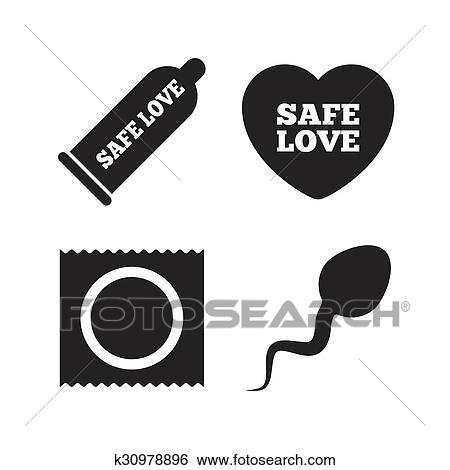 Sex text symbols