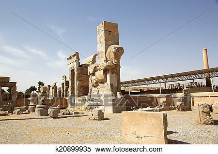 Persepolis Stock Photography K20899935 Fotosearch