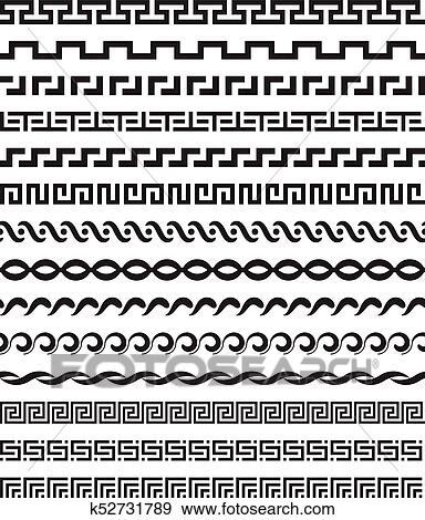Griechische Muster Google Suche Design Greco 12