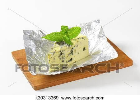 stock photograph of french blue cheese k30313369 search stock