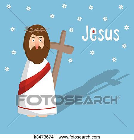 Pascoa Cartao Cumprimento Convite Com Jesus Cristo E