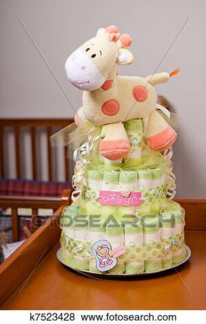 Bilder Windel Kuchen Madchen K7523428 Suche Stockfotos Bilder