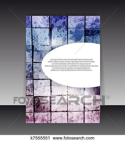 Aviateur Ou Couverture Design Dossier Conception Contenu Arrière Plan Editable Vecteur Illustration Clipart