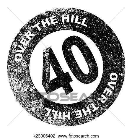 clipart of over the hill stamp k23006402 search clip art rh fotosearch com over the hill 60 clipart over the hill clipart age 50