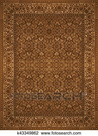 Persian Carpet Texture, abstract