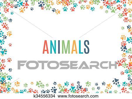 Foot Print Borders Stock Illustrations – 53 Foot Print Borders Stock  Illustrations, Vectors & Clipart - Dreamstime