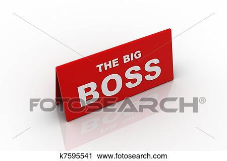 Big Boss Concept Art