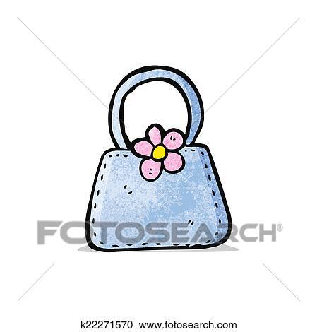 Recherchez Clipart sac des animé k22271570 dessin Clip main Xw47qPw