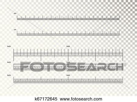 Centimeter Ruler Stock Illustrations, Cliparts And Royalty Free Centimeter  Ruler Vectors