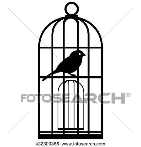 Μεγάλο μαύρο πουλί εικόνα