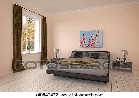 Slaapkamer Als Hotelkamer : Moderne hotel slaapkamer interieur stockfoto s freeimages