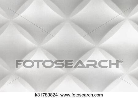 Bianco estratto d moderno casa interno polistirolo