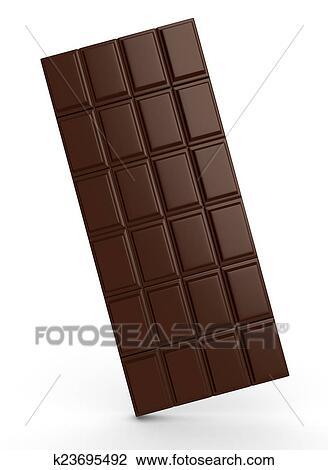 Tavoletta Di Cioccolato Disegno.Tavoletta Di Cioccolato Disegno K23695492 Fotosearch
