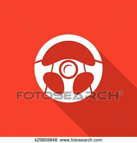 racing steering wheel vector illustration clip art k29859848 fotosearch https www fotosearch com csp779 k29859848