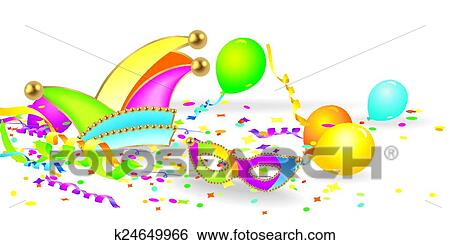 clip art of colorful carnival background k24649966 search clipart