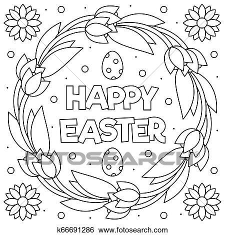 Easter Coloring Pages, Free Easter Coloring Pages for Kids | 470x450