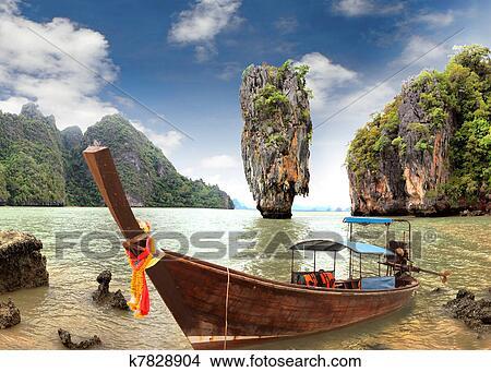 James Bond Island Phang Nga Thailand Picture