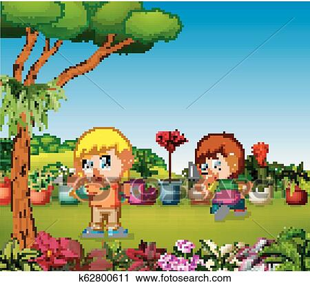 Free Gardening Clipart - Clip Art Pictures - Graphics - Illustrations