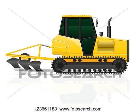Fine plow