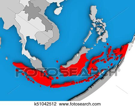 Map of Indonesia Stock Image Indonesia On Map on taiwan on map, cuba on map, brunei on map, nigeria on map, laos on map, kapuas river on map, guam on map, israel on map, iran on map, banda sea on map, mongolia on map, malaysia on map, bali on map, france on map, morocco map, vietnam on map, singapore on map, yellow river on map, korea on map, africa on map,