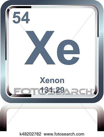Clipart qumico elemento xenn de el tabla peridica clipart qumico elemento xenn de el tabla peridica urtaz Image collections