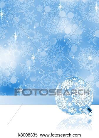 Elegant Christmas Background Images.Elegant Christmas Background With Baubles Eps 8 Clipart