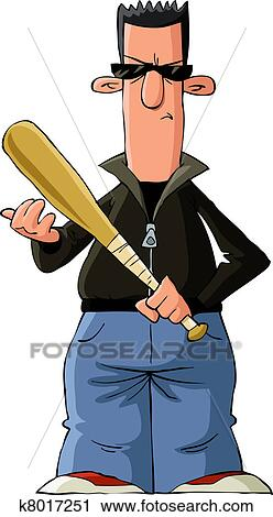 clipart of gangster k8017251 search clip art illustration murals rh fotosearch com gangster clipart free gangster clipart gif