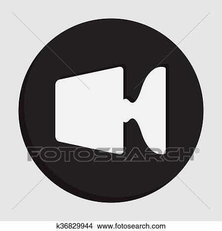 Clipart - info, symbol, -, nachttisch, lampe k36829944 - Suche Clip ...