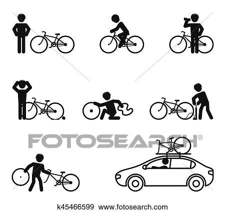 Style r/étro Cycliste Silhouette B/éb/é Manches Longues Body B/éb/é V/êtements
